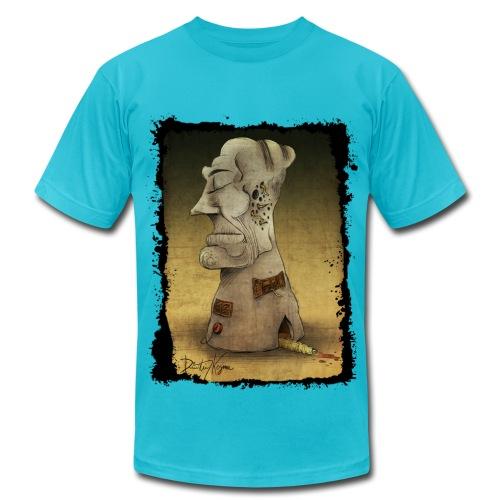 The Totem Building - Men's  Jersey T-Shirt