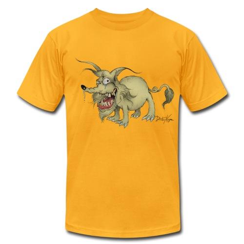 The Hell Hound - Men's Fine Jersey T-Shirt