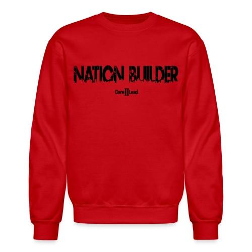 #NationBuilder Crew - Crewneck Sweatshirt