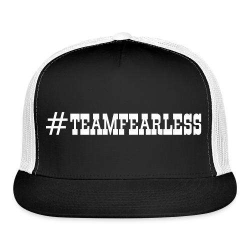 #TEAMFEARLESS BASEBALL CAP - Trucker Cap