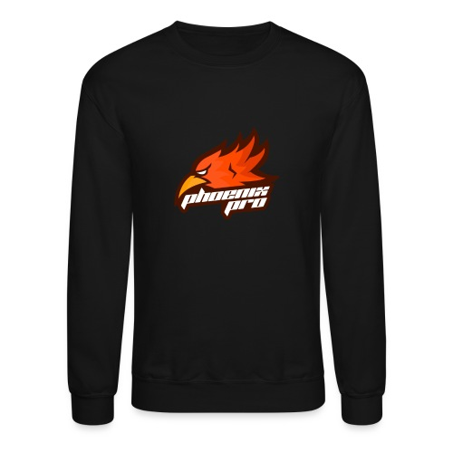 Phoenix Pull-Over #2 - Crewneck Sweatshirt