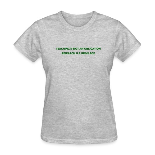 Teaching (Women's) - Women's T-Shirt