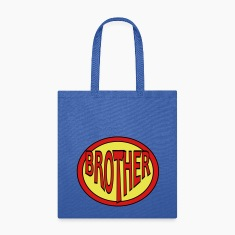 Super, Hero, Heroine, Super Brother Bags & backpacks