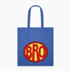 Super, Hero, Heroine, Super Bro Bags & backpacks