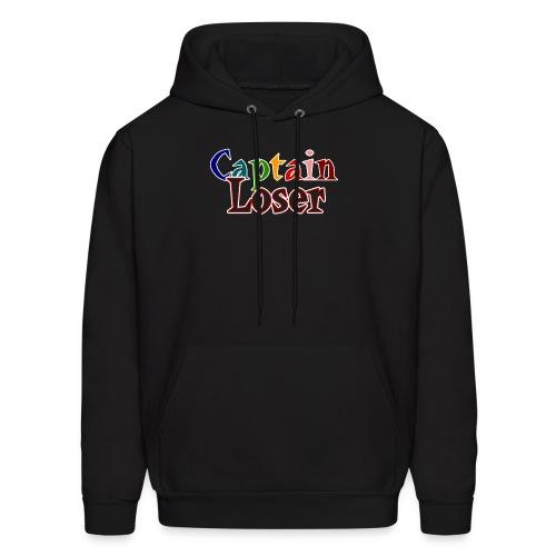 Captain Loser hoodie - Men's Hoodie