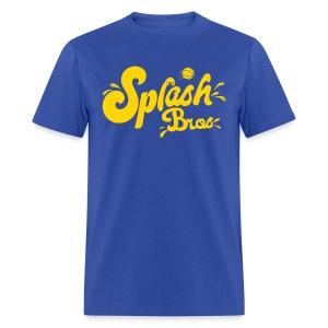 Splash Bros Logo Shirt - Men's T-Shirt