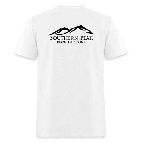 The Summit - Short Sleeve WHITE - Men's T-Shirt