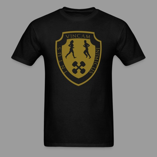 Operation Conquer Shield - Men's T-Shirt