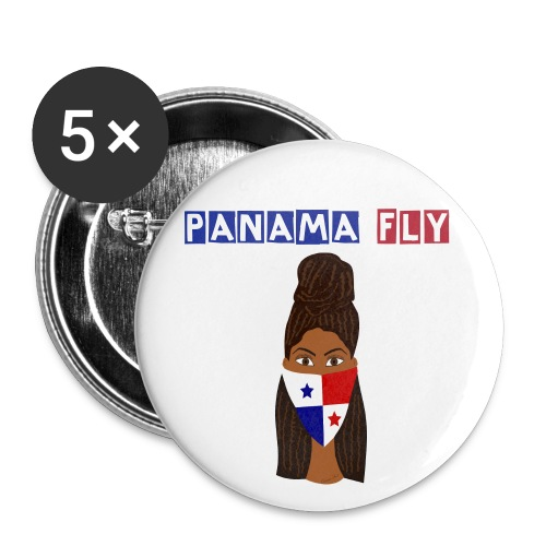 Panama Fly Buttons - Large Buttons