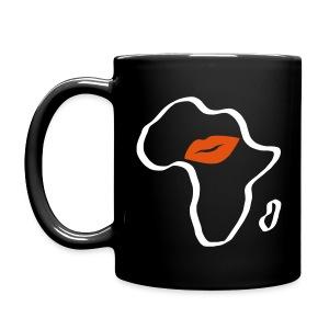 Kisses To Africa Mug - Full Color Mug