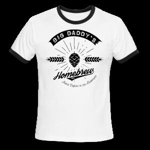 Big Daddy's Homebrew - Men's Ringer T-Shirt