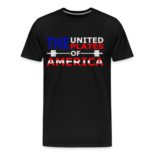 United Plates of America - Men's Premium T-Shirt