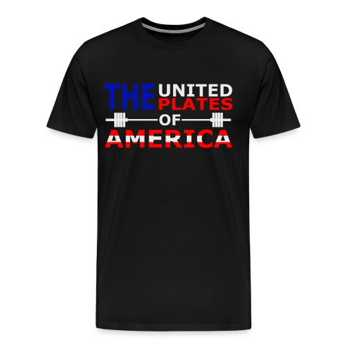 United Plates of America - Men's Premium T-Shirt