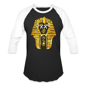 RoyaltyMindset King Raglans T-Shirt - Baseball T-Shirt