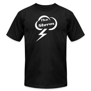 This is... The Storm - Men's T-Shirt by American Apparel