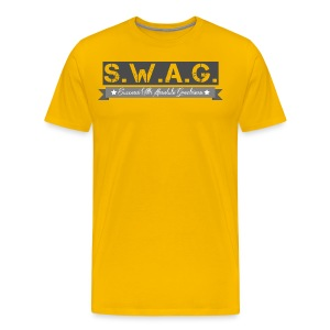 S.W.A.G. T-Shirt - Men's Premium T-Shirt