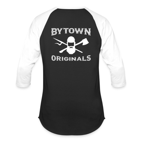 Bytown Originals Raglan - Baseball T-Shirt