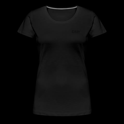 Cajun Slash Women's Official Shirt - Women's Premium T-Shirt