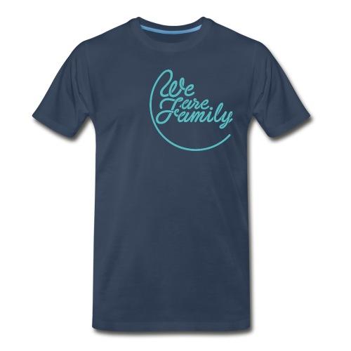 We are family Premium Mens Premium Tee - Men's Premium T-Shirt