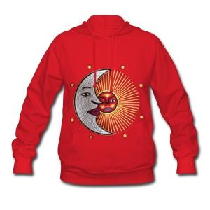 Foxy Red - Women's Hoodie