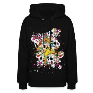 Black hoodie - Women's Hoodie
