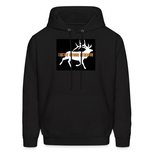 Rugged Expedition Hooded Sweatshirt - Men's Hoodie