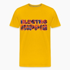 Electro Hippie for bright shirts T-Shirts