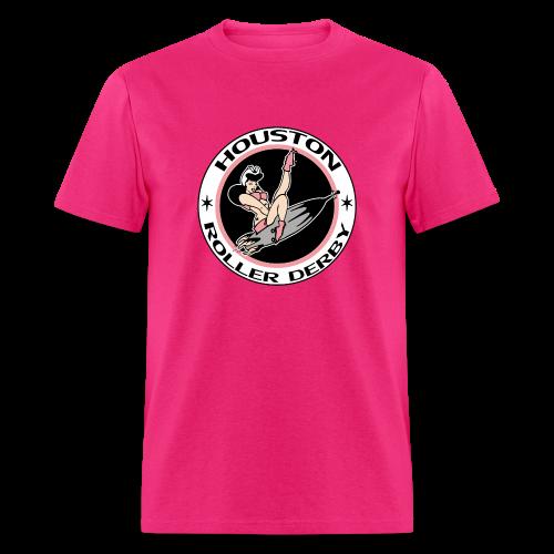 Men's T-Shirt - HRD Round Logo - Men's T-Shirt