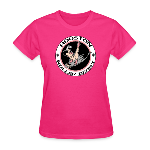 Women's T-Shirt - HRD Round Logo - Women's T-Shirt