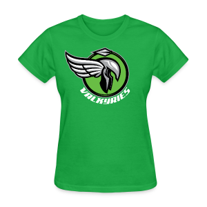 Women's T-Shirt - Valkyries Logo - Women's T-Shirt