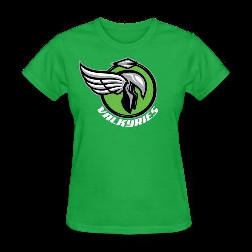Women's T-Shirt - Valkyries Logo - Women's T-Shirt