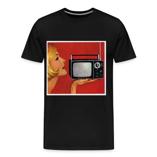 Mom And Dad - Men's Premium T-Shirt