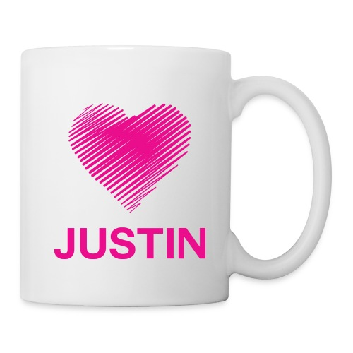 Justin mug - Coffee/Tea Mug