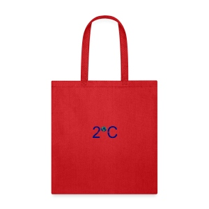 2 degrees - Tote Bag