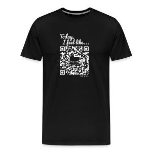 Magic Self - Men's Collection Today, I feel like... - Men's Premium T-Shirt