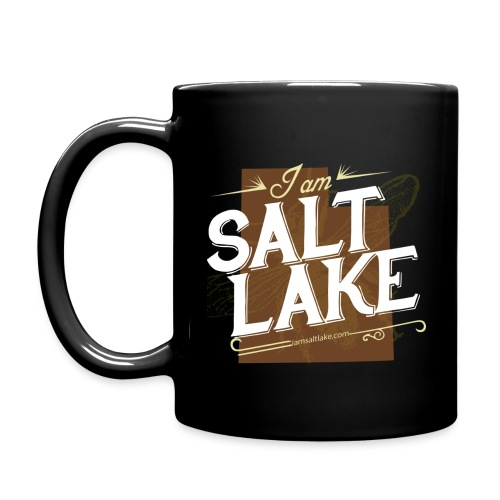 I am Salt Lake coffee mug - Full Color Mug