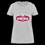 Women's T-Shirts ~ Women's T-Shirt ~ ONE HOLY CATHOLIC...