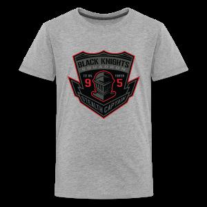 Black Knights - Kids' Premium T-Shirt