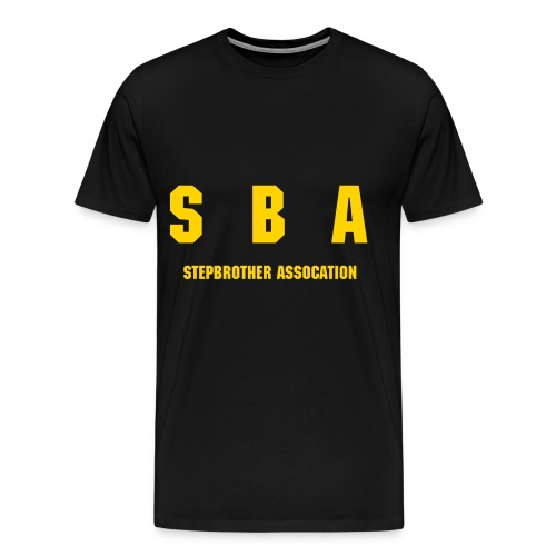 SBA T - Men's Premium T-Shirt