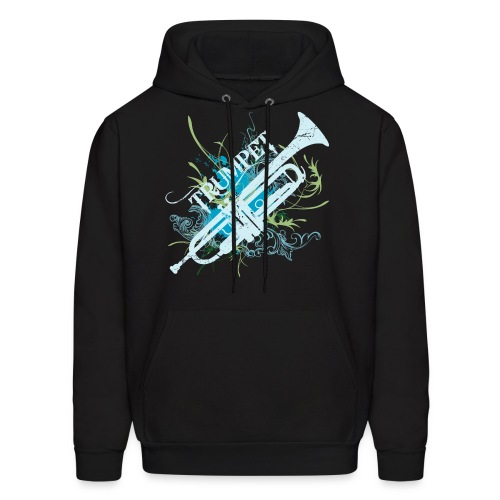Men's Trumpet Sweatshirt - Men's Hoodie