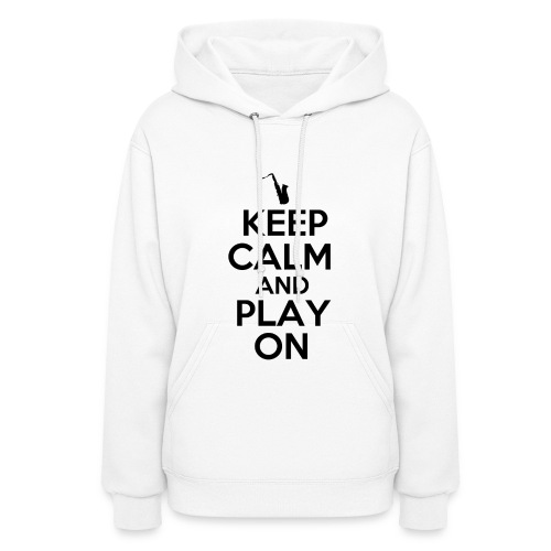 Women's Keep Calm Sweatshirt - Women's Hoodie