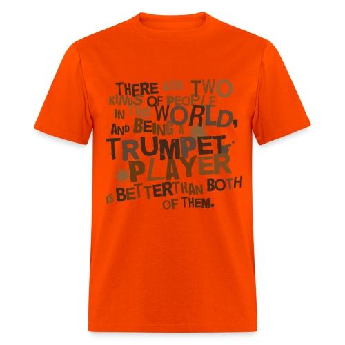 Men's Trumpet T-Shirt - Men's T-Shirt