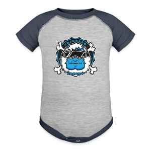 CO Yeti - Baby Contrast One Piece