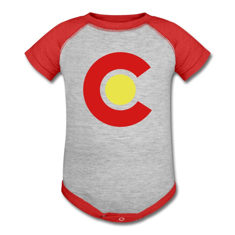 Colorado - Baby Contrast One Piece