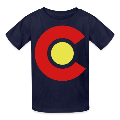 Colorado - Kids' T-Shirt