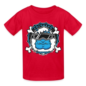 CO Yeti - Kids' T-Shirt