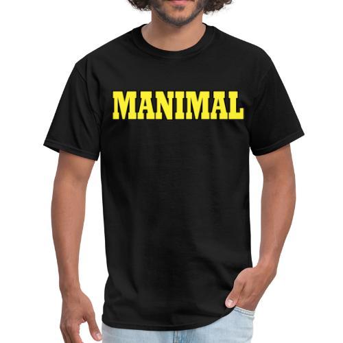 Manimal - Men's T-Shirt