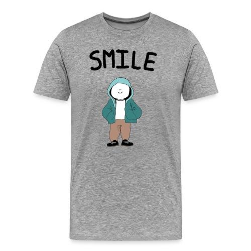 Hector Smiles - Men's Premium T-Shirt