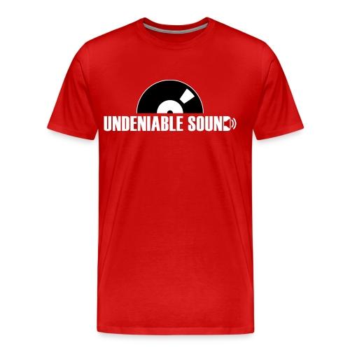 Undeniable Sound Tee - Men's Premium T-Shirt