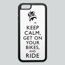 Keep Calm - iPhone 6/6s Rubber Case